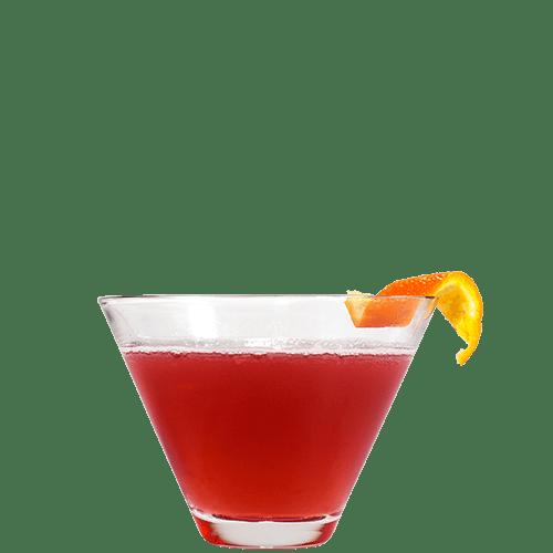 Gentleman's Cranberry Martini