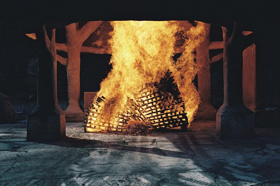 fire process