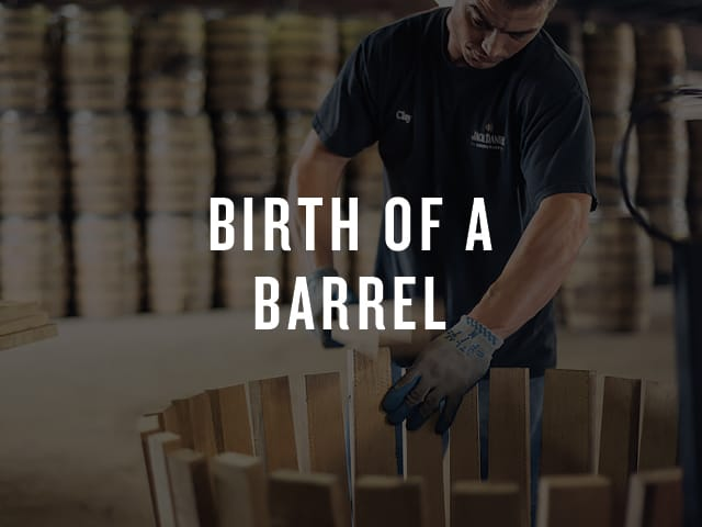 Birth of a Barrel
