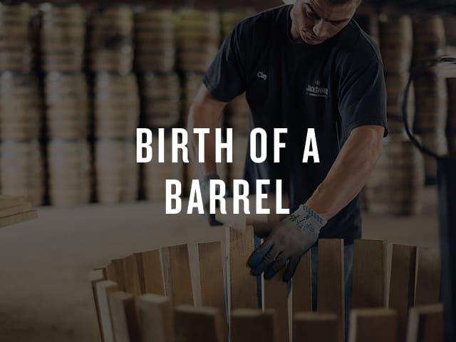 O Nascimento de um Barril