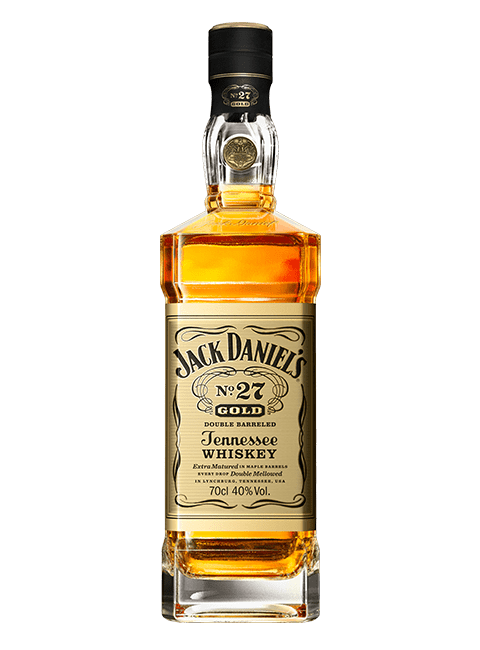 Jack Daniel's Number 27 Gold 750ml Bottle