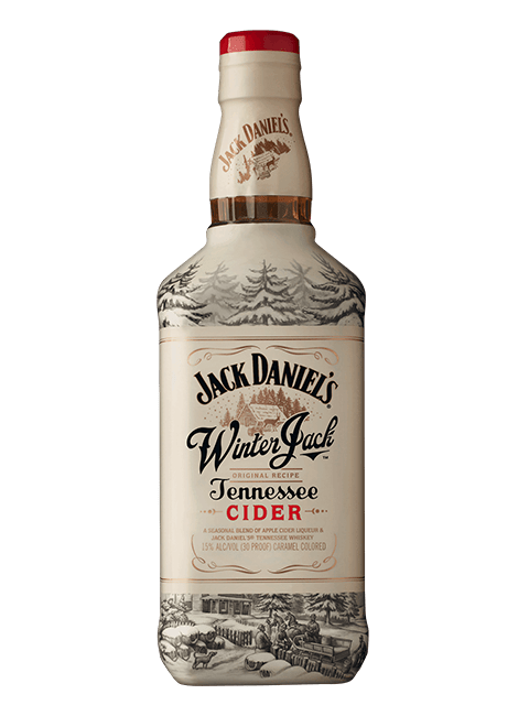Jack Daniel's Winter Jack Tennessee Cider 750ml Bottle