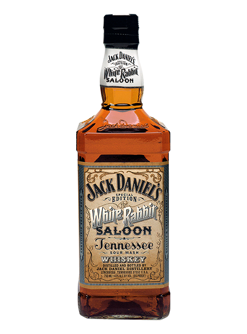Jack Daniel's White Rabbit Saloon 750ml Bottle