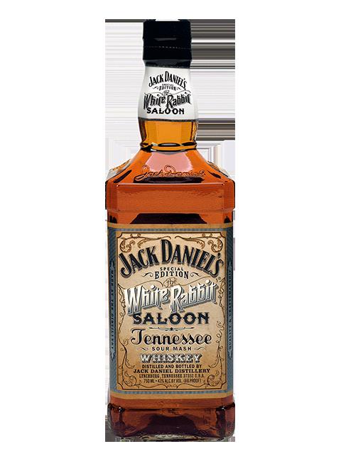 Jack Daniel's White Rabbit Saloon 750ml Bottle