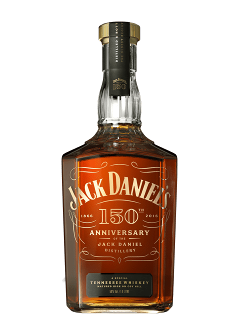 a toast to the best years with jack daniels You all know i have been in love with fireball cinnamon whisky – it is so good however, the easter bunny put some nippy bottles of the jack daniel's tennessee.