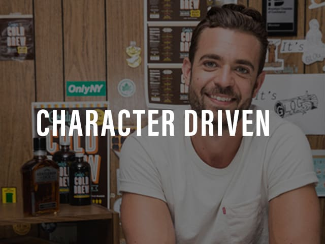 Character Driven