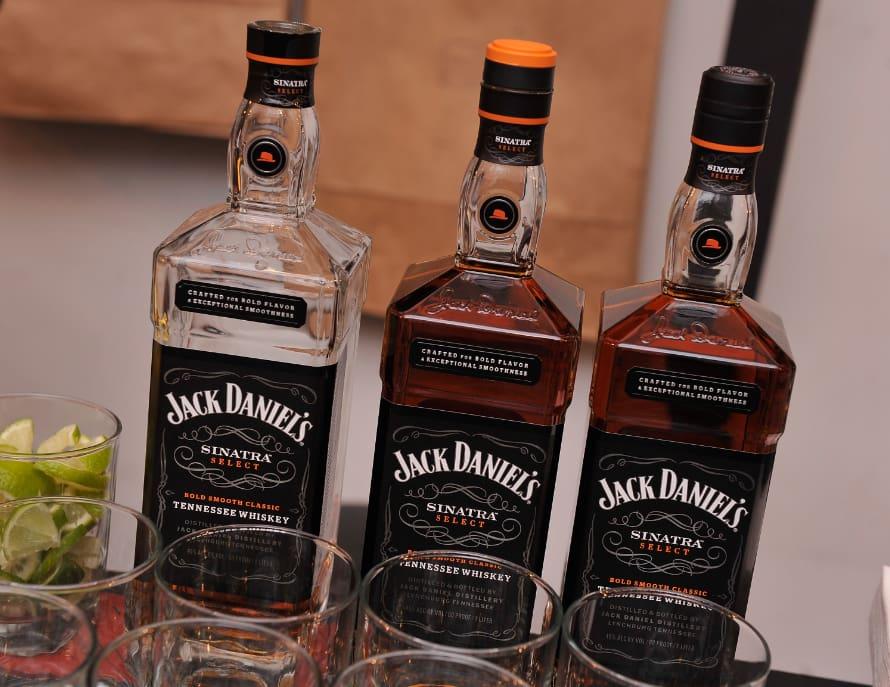 Jack Daniel's Sinatra Select