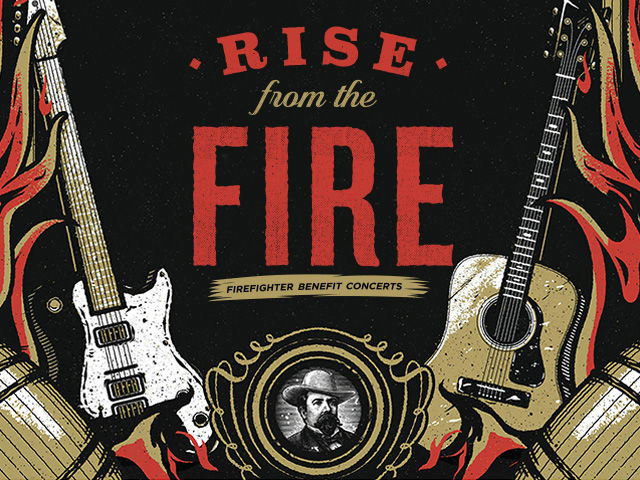 Jack Daniel's Tennessee Fire Presents Rise From The Fire Concert Series