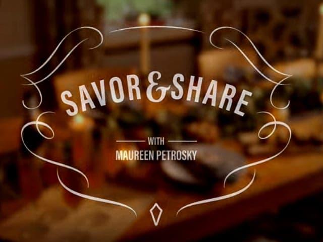 Savor and Share
