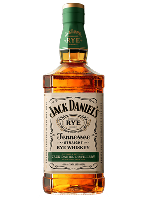 Jack Daniel's Tennessee Rye 750ml Bottle