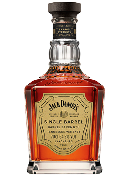 Jack Daniel's Single Barrel Barrel Strength 750ml Bottle