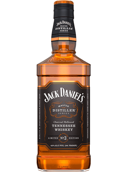 Jack Daniel's Master Distiller Series Number 3 1L Bottle