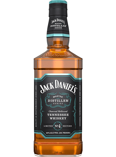 Jack Daniel's Master Distiller Series Number 4 1L Bottle