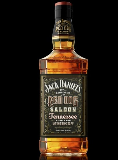 Jack Daniel's Red Dog Saloon 750ml Bottle