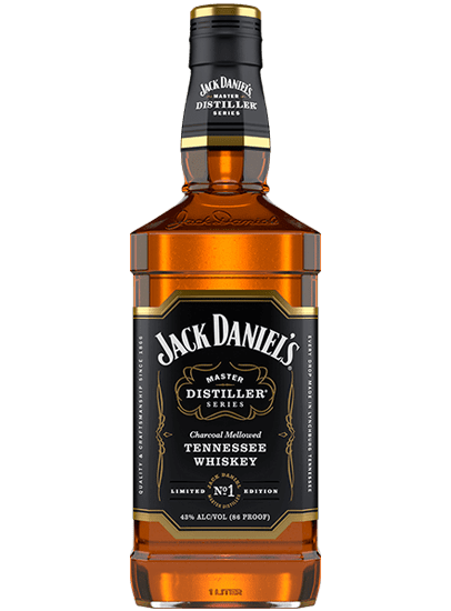 Jack Daniel's Master Distiller Series Number 1 1L Bottle
