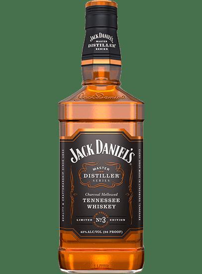 Jack Daniel's Master Distiller Series Number 3 1L Bottle