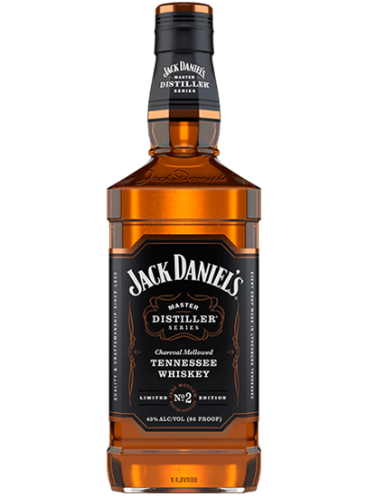 Jack Daniel's Master Distiller Series Number 2 1L Bottle