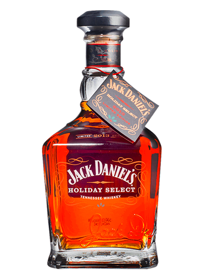 Jack Daniel's 2013 Holiday Select 750ml Bottle