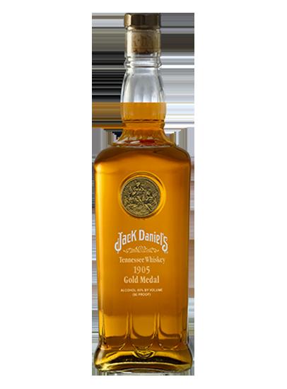Jack Daniel's 1905 Gold Medal Series 750ml Bottle