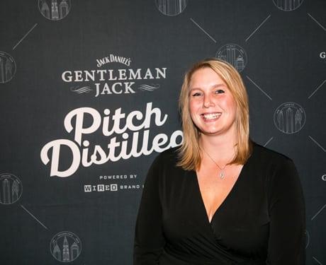 Detroit finalist, Kirsten Hibbs, co-founder of Delicious.