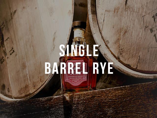 Single Barrel Rye