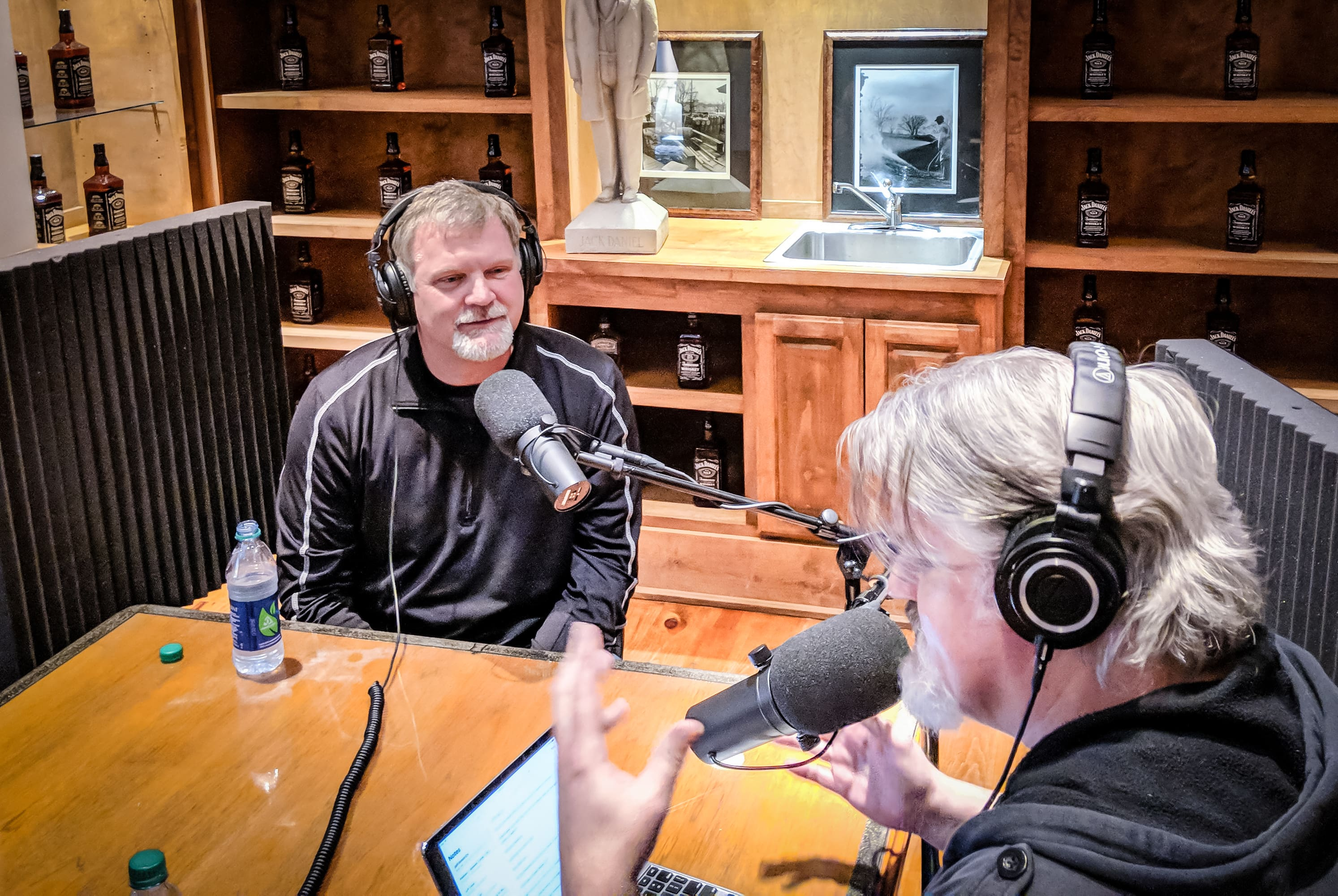 "Master Distiller Jeff Arnett discusses ""What is Tennessee Whiskey?"" with host Lucas Hendrickson."