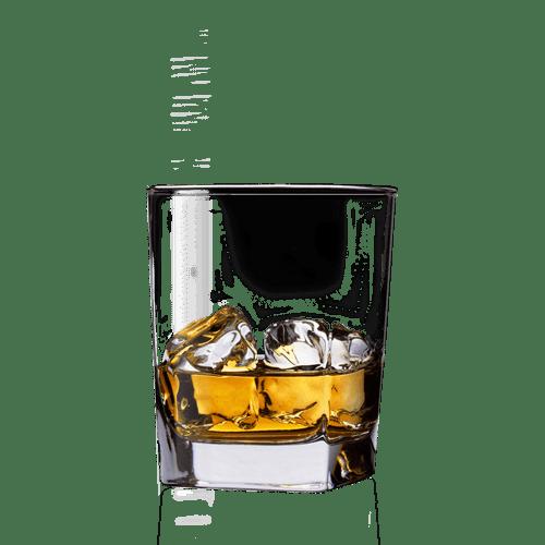 Jack Honey on the Rocks Cocktail