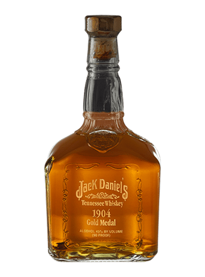 Jack Daniel's 1904 Gold Medal Series 750ml Bottle