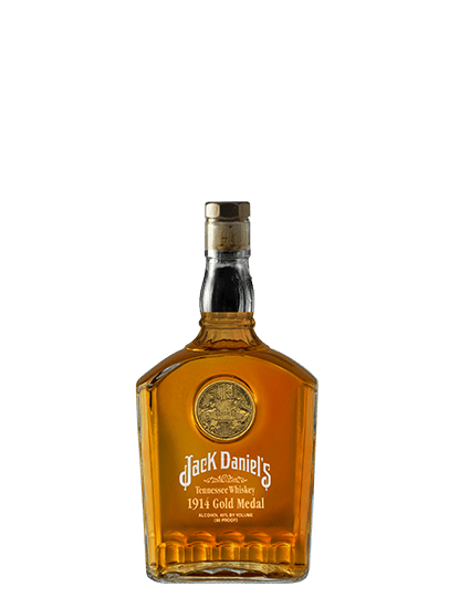 Jack Daniel's 1914 Gold Medal Series 750ml Bottle