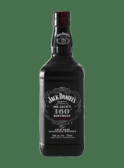 Jack Daniel's Mr. Jack's 160th Birthday 750ml Bottle