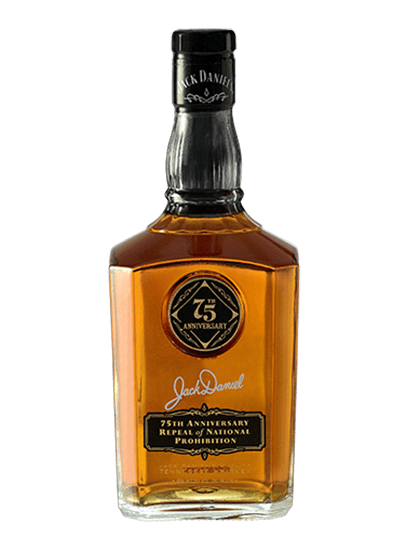 Jack Daniel's Repeal of Prohibition 75th Anniversary 750ml Bottle