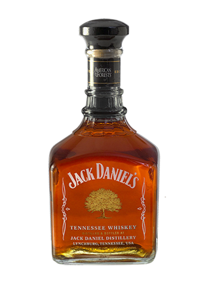 Jack Daniel's American Forests 750ml Bottle