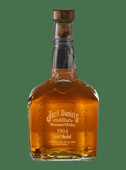Jack Daniel's 1904 Gold Medal Series 750ml Bottle