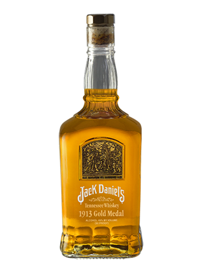 Jack Daniel's 1913 Gold Medal Series 750ml Bottle