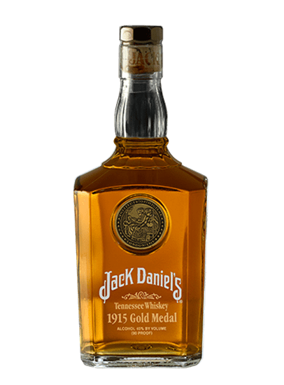 Jack Daniel's 1915 Gold Medal Series 750ml Bottle