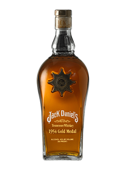 Jack Daniel's 1954 Gold Medal Series 750ml Bottle