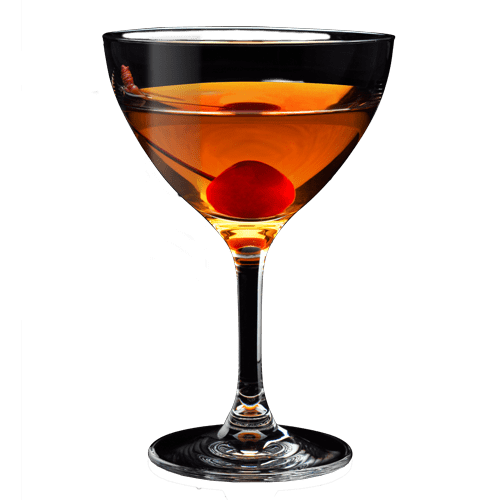 Single Barrel Manhattan