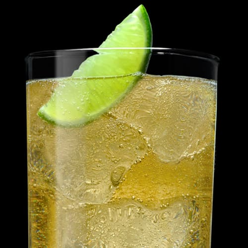 Coquetel Tennessee Honey e Ginger Ale