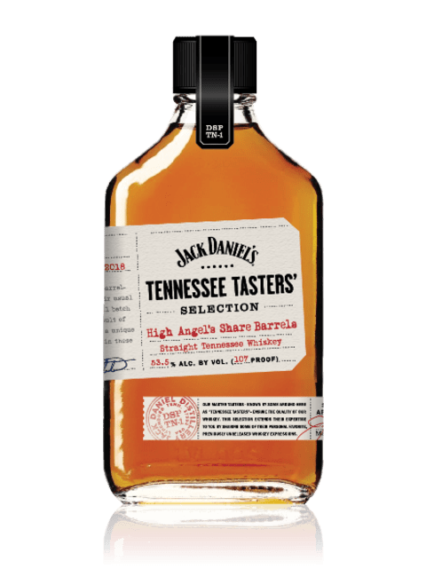 Jack Daniel's Tennessee Tasters Selection High Angel's Share Barrels 375ml Bottle