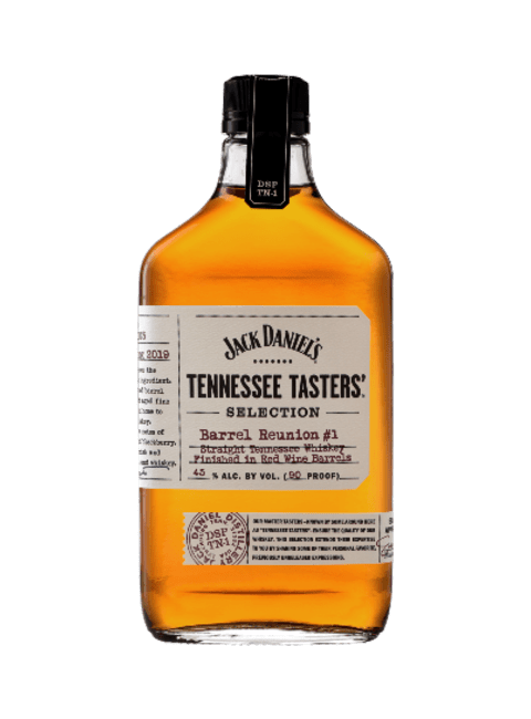 Jack Daniel's Tennessee Tasters Selection Barrel Reunion Number 1 375ml Bottle