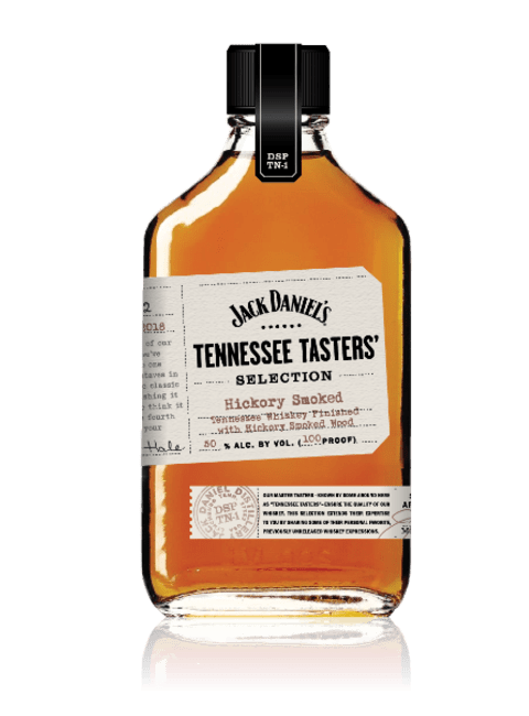 Jack Daniel's Tennessee Tasters Selection Hickory Smoked 375ml Bottle
