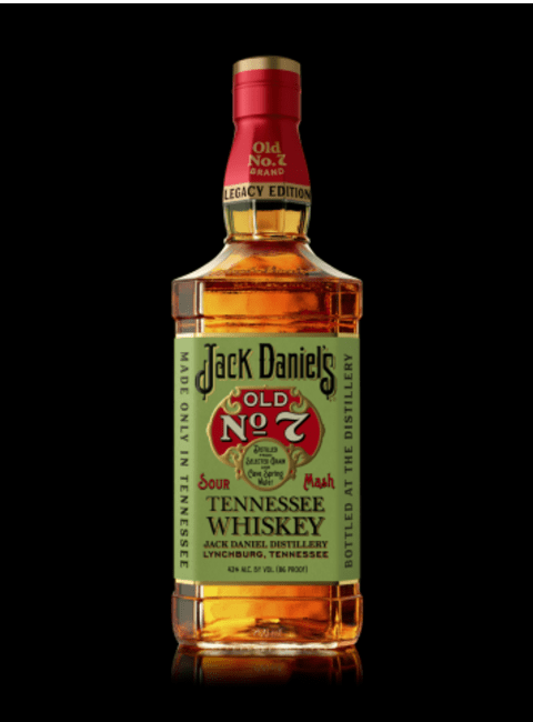 Jack Daniel's Legacy Edition Series First Edition 750ml Bottle