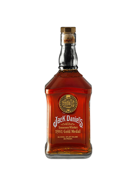 Jack Daniel's Gold Medal Series Number 7 750ml Bottle