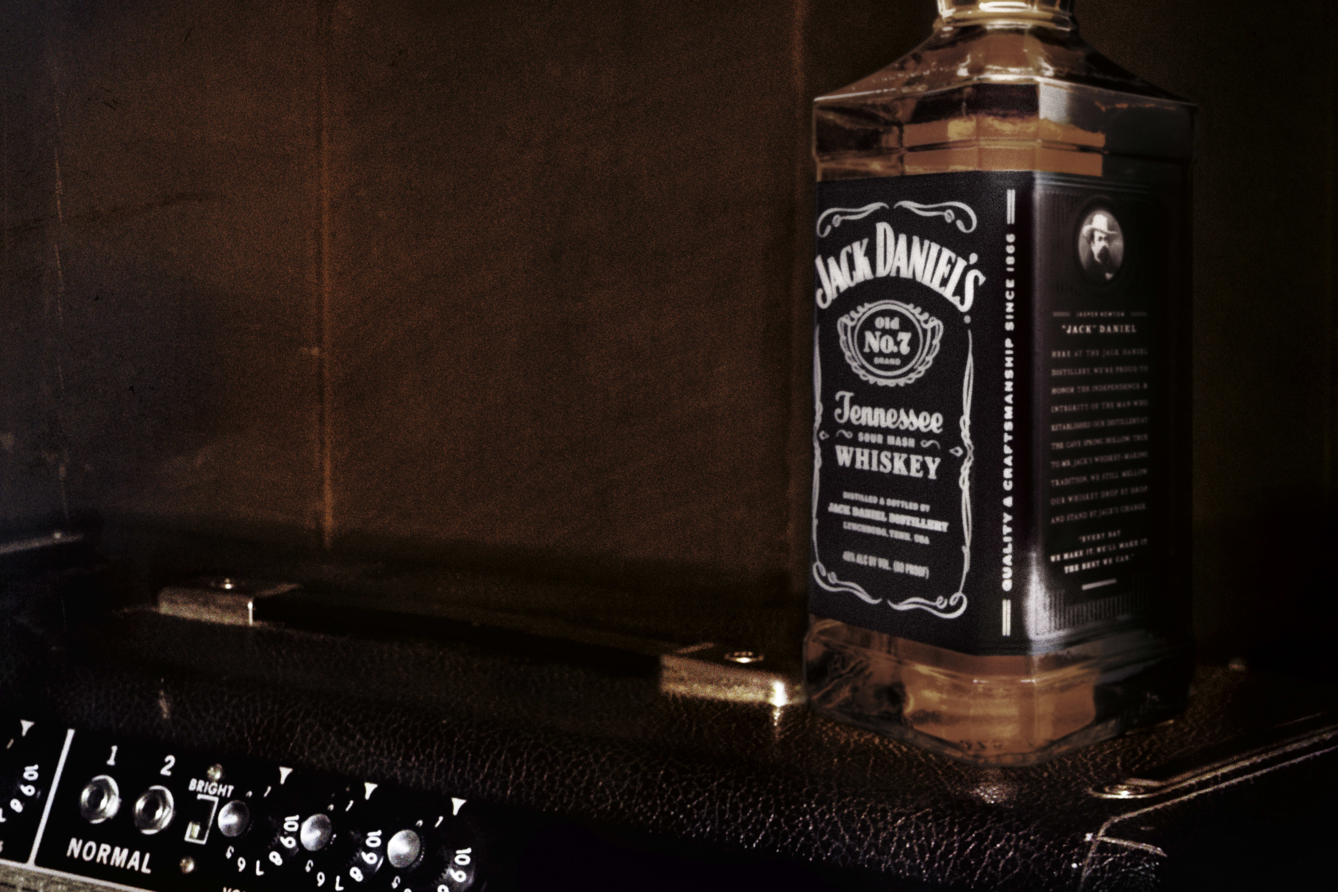 Gana una guitarra eléctrica Jack Daniel's