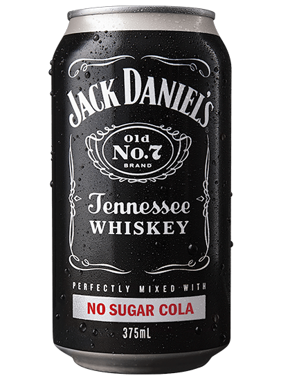 Jack Daniel's No Sugar Cola