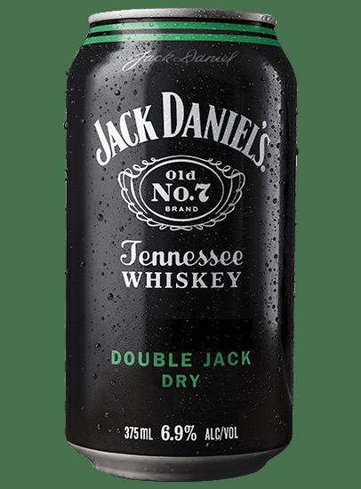 Jack Daniel's Double Jack & Dry