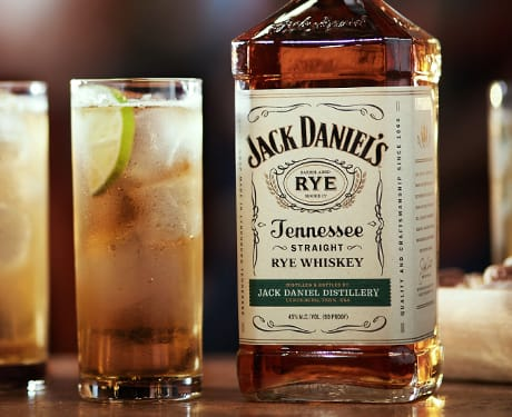 watch the JACK RYE AND GINGER recipe video