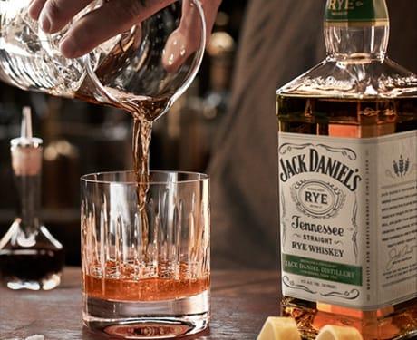 Jack Rye Sazerac Recipe