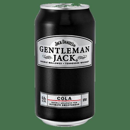 Gentleman Jack & Cola
