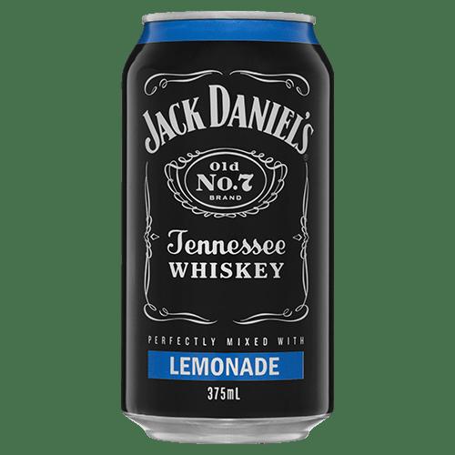 Jack Daniel's Tennessee Whiskey & Lemonade